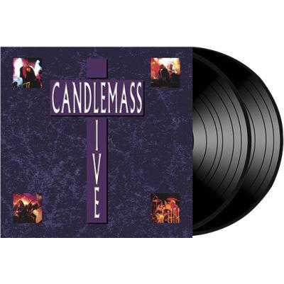 Candlemass - Live Black Vinyl 2LP