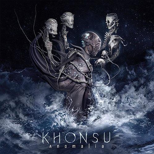 Khonsu - Anomalia Blue Vinyl 2LP