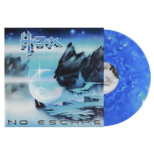 Hexx - No Escape Glacier Water Vinyl LP