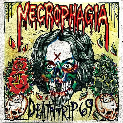 Necrophagia - Deathtrip 69 CD Digipak
