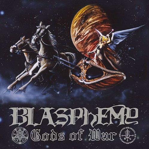 Blasphemy - Gods Of War/Bloodupon The Altar CD