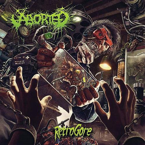 Aborted - Retrogore Black Vinyl LP