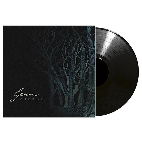 Germ - Escape Black Vinyl LP