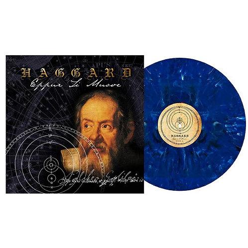 Haggard - Eppur Si Muove Blue Marble Vinyl LP