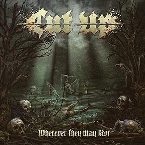 Cut Up - Wherever They May Rot CD Digipak