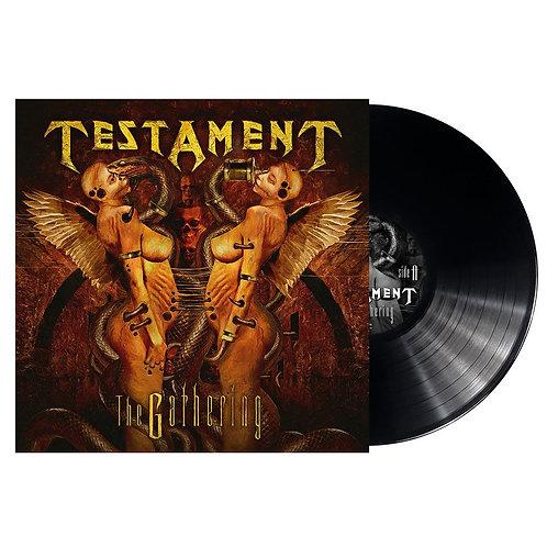Testament - The Gathering Black Vinyl Remastered 2LP