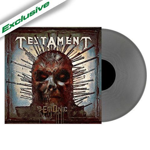 Testament - Demonic Silver Vinyl LP