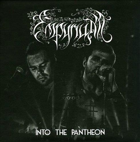 Empyrium - Into The Pantheon CD