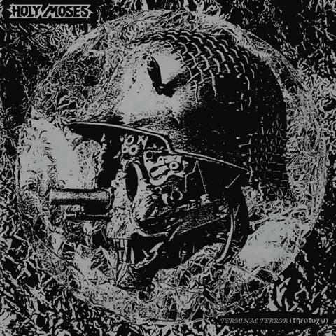 Holy Moses - Terminal Terror CD
