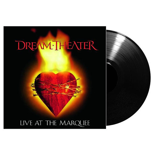 Dream Theater - Live At The Marquee Black Vinyl LP