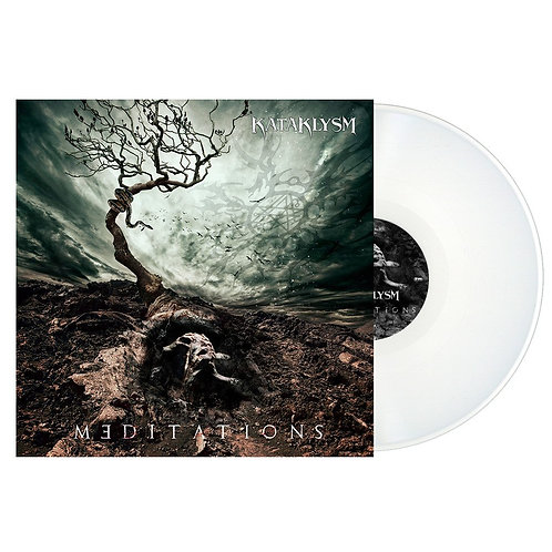Kataklysm - Meditations White Vinyl 2LP