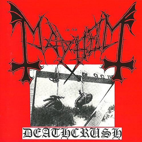 Mayhem - Deathcrush  CD