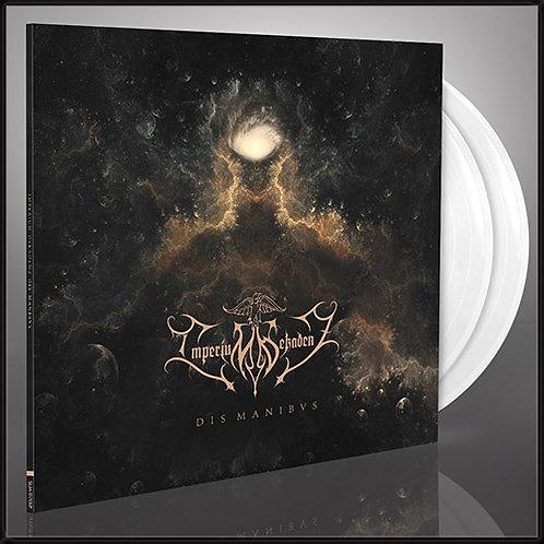 Imperium Dekadenz - Dis Manibvs White Vinyl 2LP