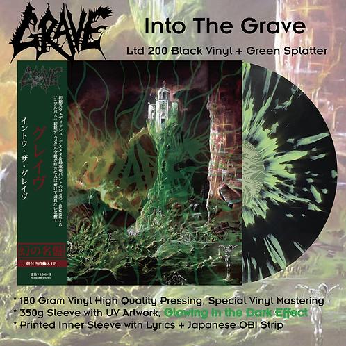 Grave - Into The Grave Japan Version Ltd 200