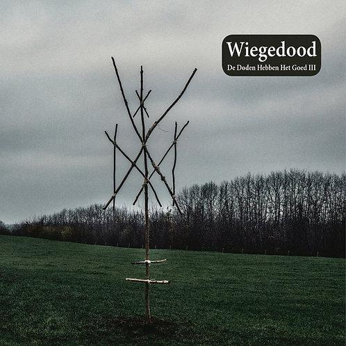 Wiegedood - De Doden Hebben Het Goed III Golden Vinyl LP