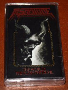 In Solitude - The World:The Flesh:The Devil Cassette