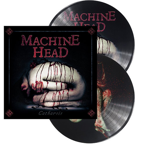 Machine Head - Catharsis Picture Vinyl 2LP