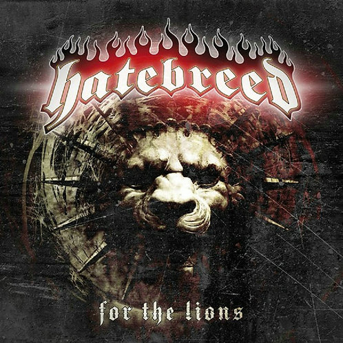 Hatebreed - For The Lions CD