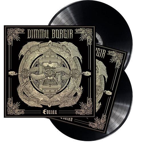 Dimmu Borgir - Eonian Black Vinyl 2LP