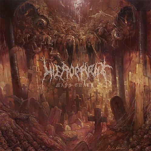 Hierophant - Mass Grave CD