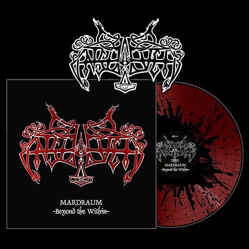 Enslaved - Mardraum Red Black Splatter Vinyl LP