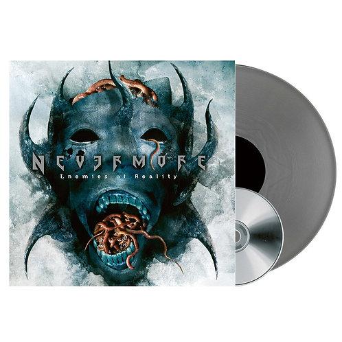 Nevermore - Enemies Of Reality Silver Vinyl LP