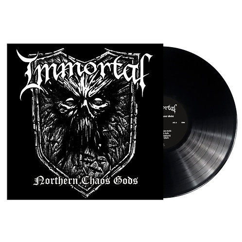Immortal - Northern Chaos Gods Black Vinyl LP