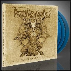 Rotting Christ - Lucifer Over Athens Blue Vinyl 3LP
