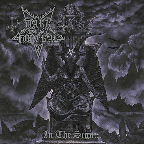 Dark Funeral - In The Sign CD