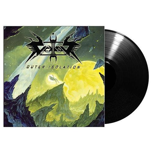 Vektor - Outer Isolation Black Vinyl LP