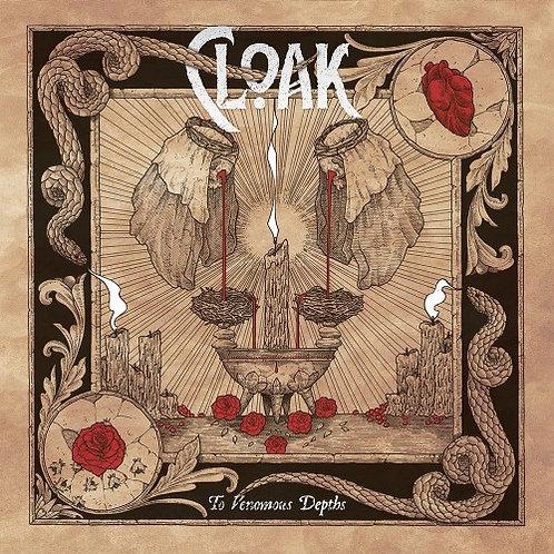 Cloak - To Venomous Depths CD Digipak