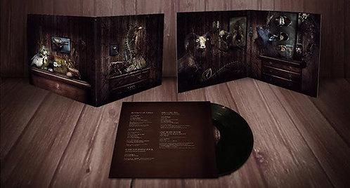 Manes - Teeth, Toes And Other Trinkets Black Vinyl LP