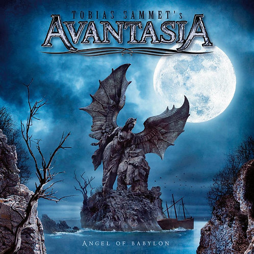 Avantasia - Angel Of Babylon CD