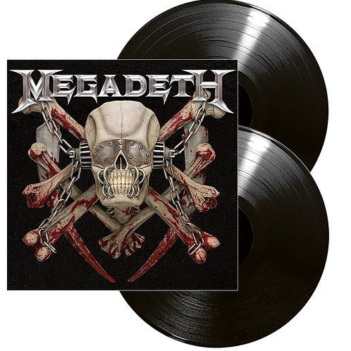 Megadeth - Killing Is My Business The Final Kill Black Vinyl 2LP