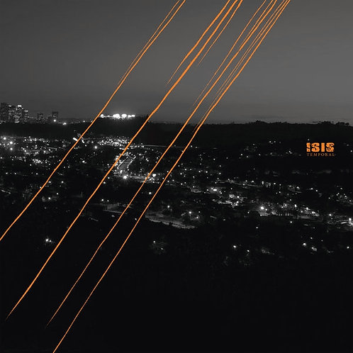 Isis - Temporal Black Vinyl 3LP