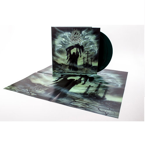 Dark Fortress - Profane Genocidal Creations Green Vinyl 2LP