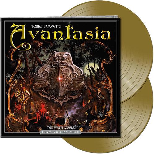 Avantasia - The Metal Opera I Golden Vinyl  2LP Ltd 100