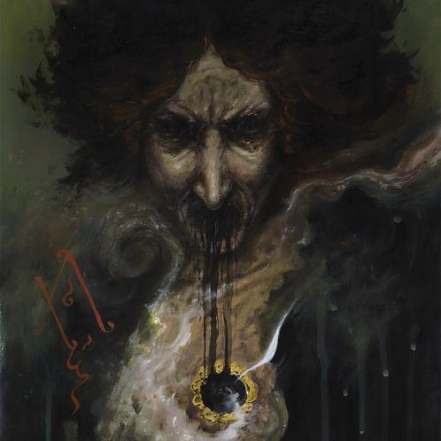 Akhlys - The Dreaming I Green/Black Marble Vinyl LP