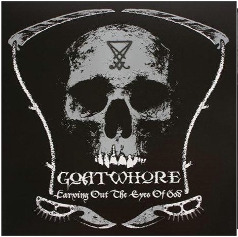 Goatwhore - Carving Out The Eyes Of God Clear/Black Splatter Vinyl LP