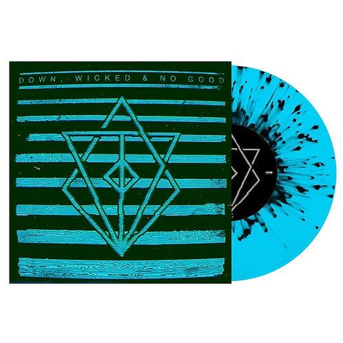 """In Flames - Down, Wicked & No Good Splatter Vinyl 10"""""""