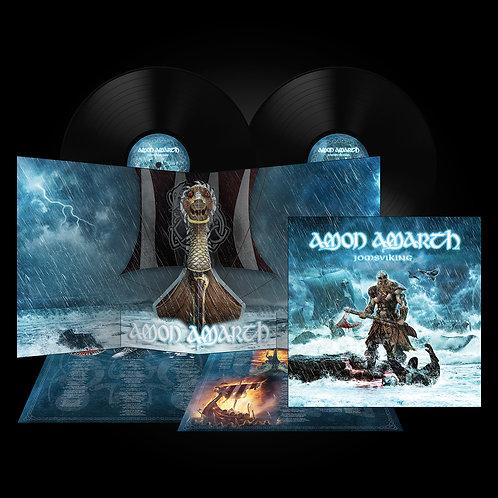 Amon Amarth - Jomsviking Black Vinyl 2LP