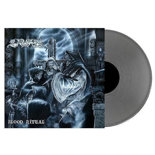 Samael - Blood Ritual Silver Vinyl LP