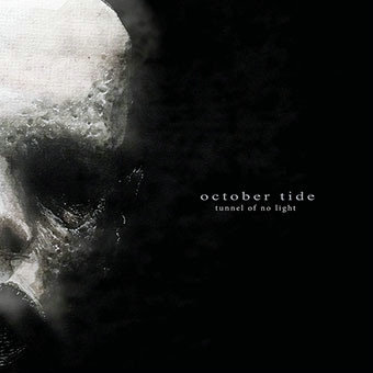 October Tide - Tunnel Of No Light White Vinyl LP