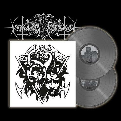 Nokturnal Mortum - Return Of The Vampire Lord - Marble Moon Silver Vinyl 2LP