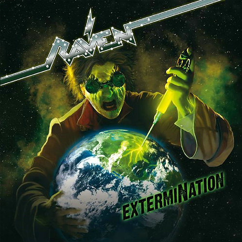 Raven - Extermination CD Digipak