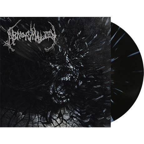 Abnormality - Mechanisms Of Omniscience Black/White Splatter Vinyl LP