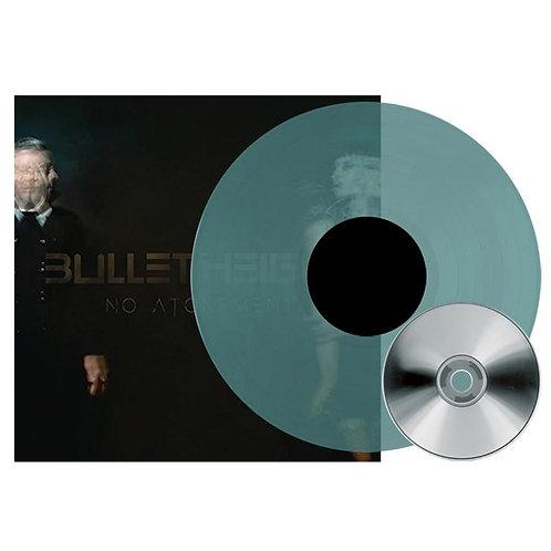 Bullet Height  - No Atonement Green Vinyl LP