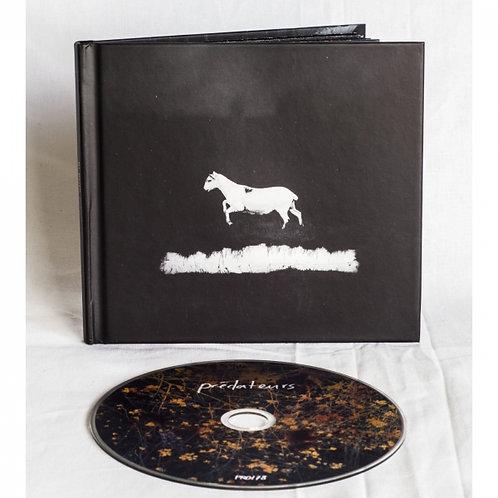 Les Discrets - Predateurs CD Digipak