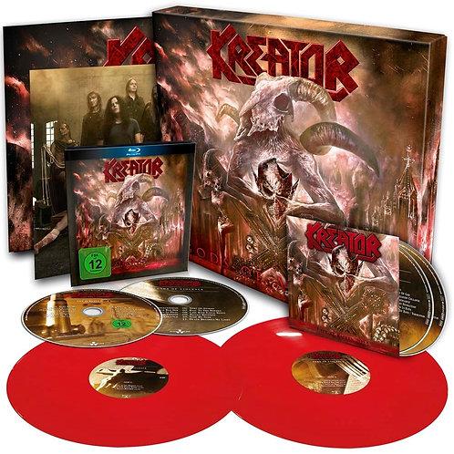 Kreator - Gods Of Violence Red Vinyl Box Set 2LP
