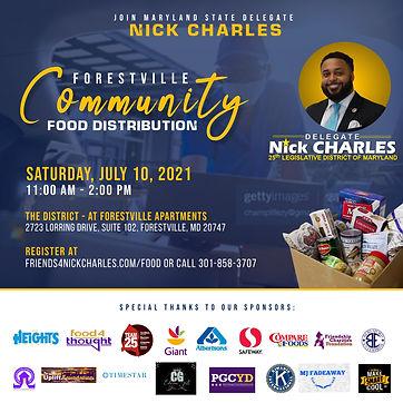 V3_Forestville Food Distribution - June